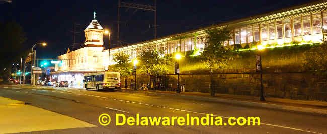 Image &copy DelawareIndia.com Wilmington Amtrak Station