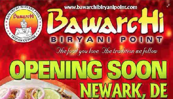 Bawarchi Biryani Point Newark