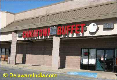 Chinatown Buffet Review