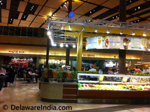 Christiana Mall Food Court