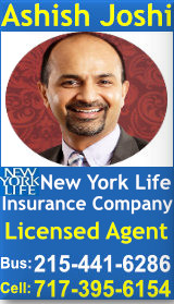 Ashish Joshi Delaware Indian Insurance Agent
