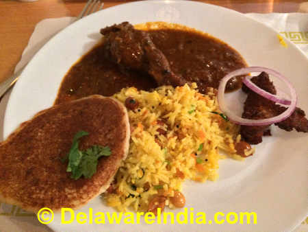 Godavari Wilmington Chicken Curry