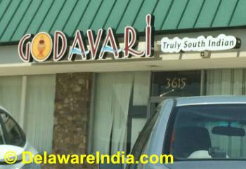 Godavari Wilmington South Indian Restaurant