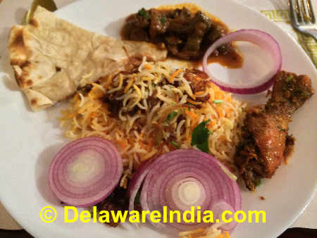 Godavari Delaware Indian Restaurant