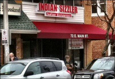 Indian Sizzler, Newark, DE