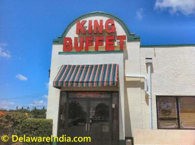 King Buffet Dover restaurant