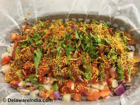Masala Kitchen Papdi Chaat