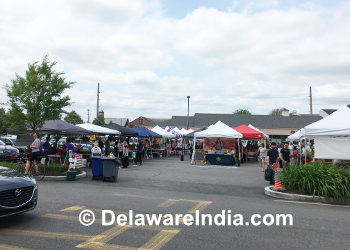 Main Street Farmers Market, Newark