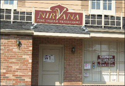 Nirvana Indian Restaurant in Wilmington