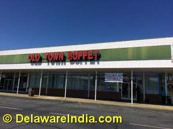 Old Town Buffet Dover restaurant