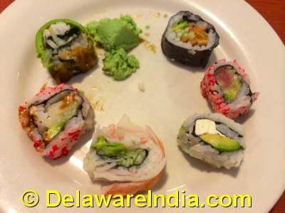 Old Town Buffet Sushi© DelawareIndia.com