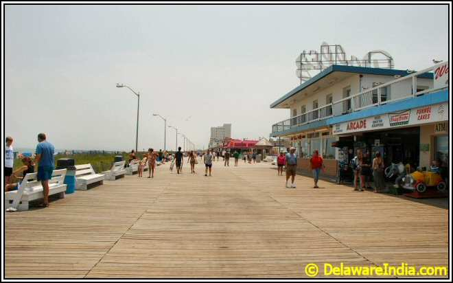 Dewey Beach Delaware Restaurants