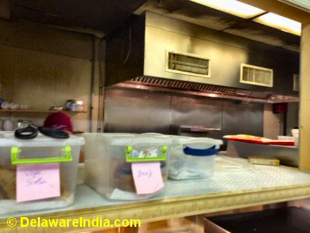 Lasani Halal Food Counter © DelawareIndia.com