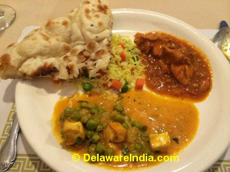 Maharaja Chicken Curry © DelawareIndia.com