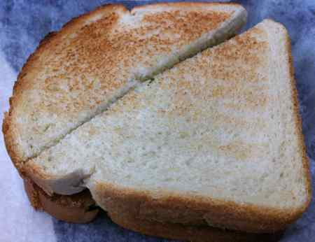 Scrumptious Bombay Grilled Sandwich © DelawareIndia.com