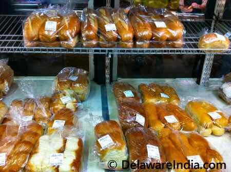 Spence's Bazaar Breads © DelawareIndia.com