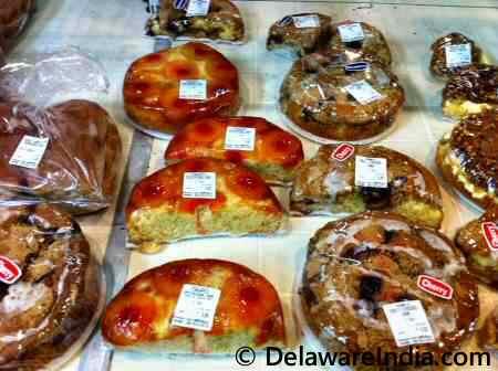 Spence's Bazaar Cakes © DelawareIndia.com