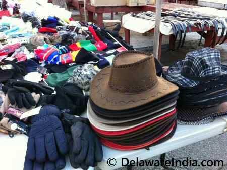 Spence's Bazaar Hats and Clothing Shop © DelawareIndia.com