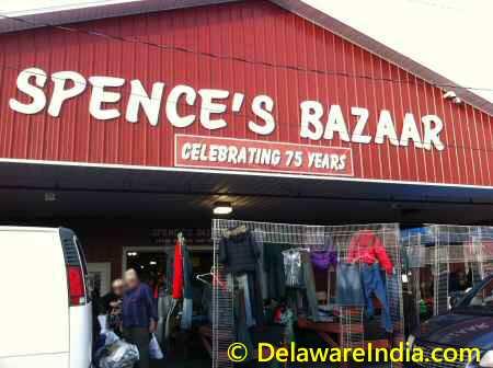 Spence's Bazaar Dover © DelawareIndia.com