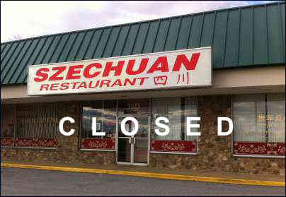 Szechuan Restaurant Review