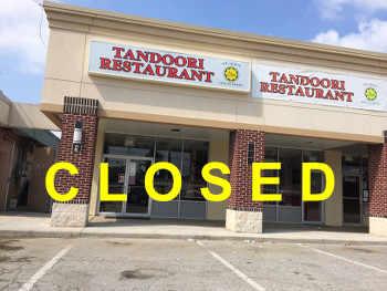 Tandoori Restaurant Newark image © DelawareIndia.com