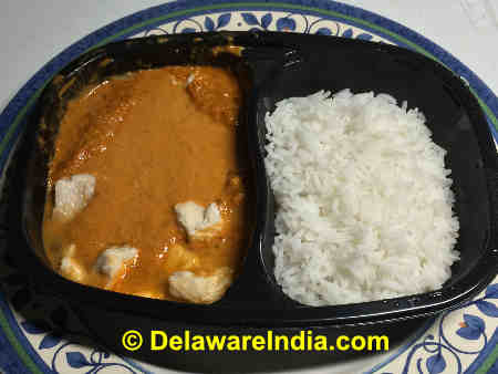 Wegmans Chicken Korma