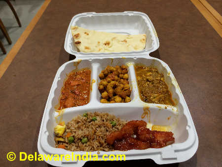 Wegmans Indian & Thai Food