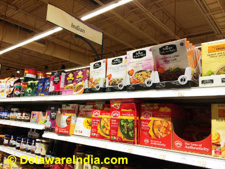 Wegmans Indian Curry Packets