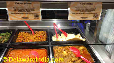 Wegmans Indian Food Counter