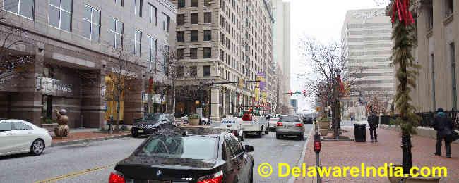 Downtown Wilmington Market St